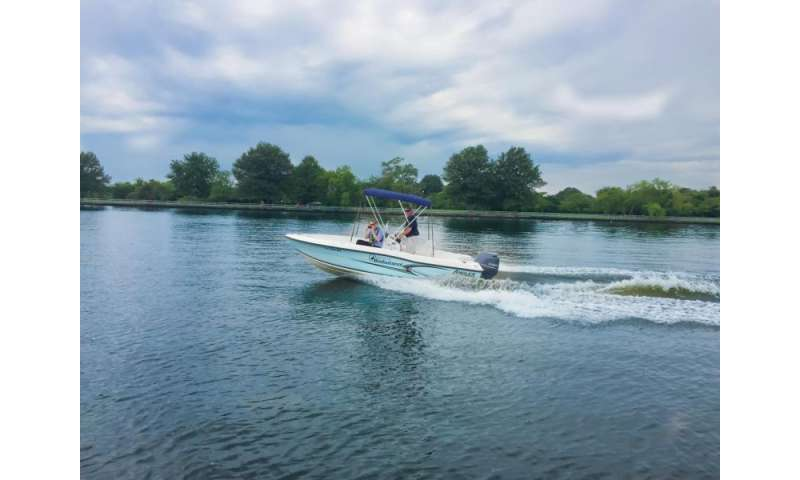 Argonne National Lab finds butanol is good for boats