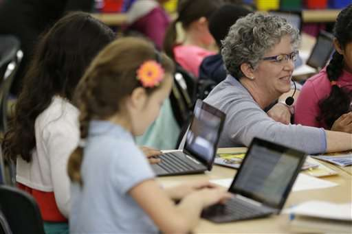As Student Tests Move Online Keyboarding Enters Curriculum