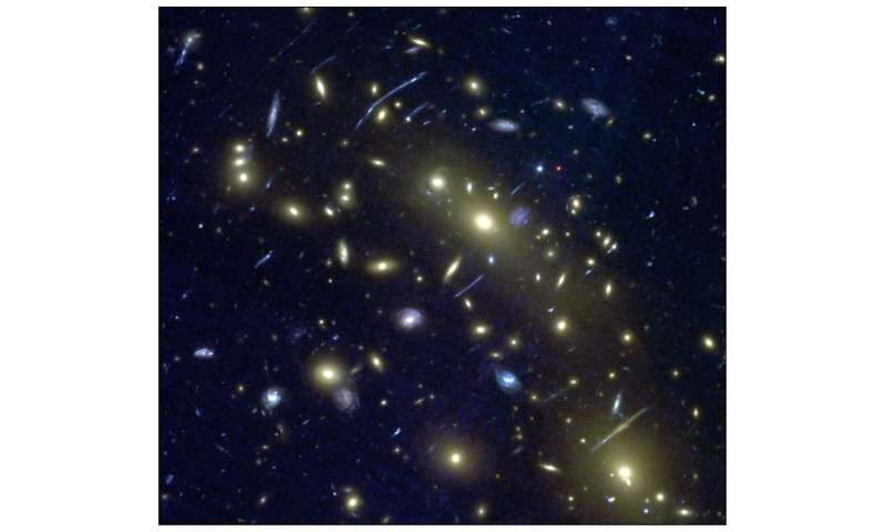 Astronomers teach a machine to analyse galaxy images