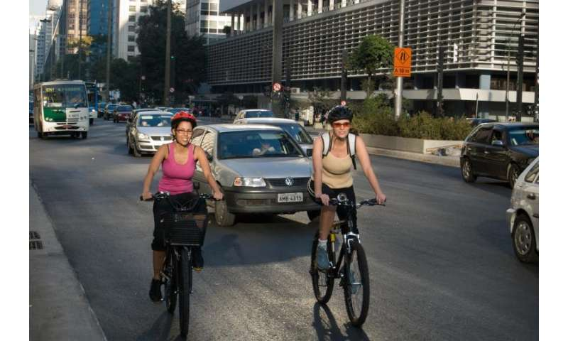 Attitudes towards cyclists hinges on fellow motorists