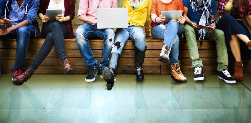At what age should teenagers pass the 'digital age of consent'?