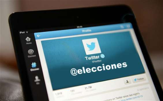 A UC3M study analyzes the 'virality' of Twitter in electoral processes