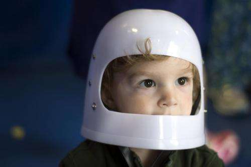 Autonomous tots have higher cognitive skills