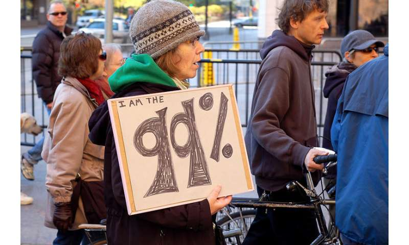 'Bad' inequality on the rise, scholar says