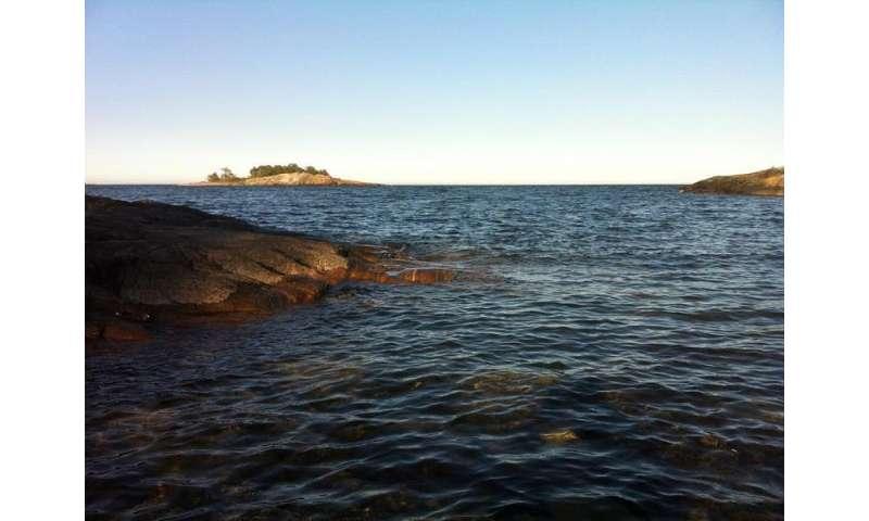 Baltic Sea, Grisslehamn, Sweden