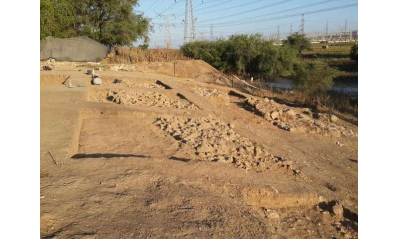 Bar-Ilan U. archaeologists uncover entrance gate and fortification of Biblical city