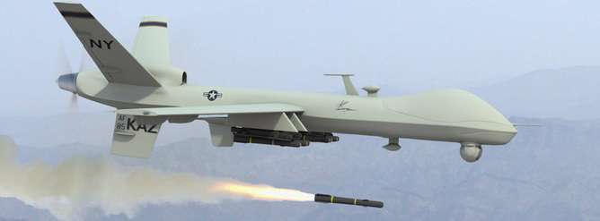 Battle lines drawn around the legality of 'killer robots'