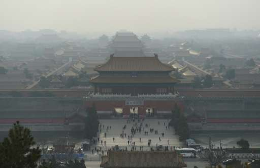 Beijing imposed 'red alert' measures for four days starting Saturday, the second time it has been applied since teh Chinese capi