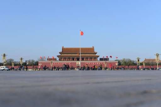 Beijing's first ever red alert for smog expires as blue skies and sunshine replace the thick haze