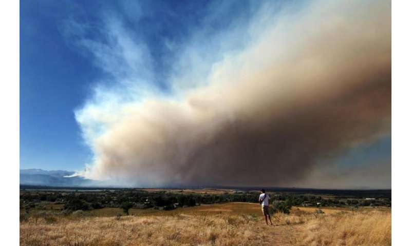 Belief in climate change not linked to wildfire mitigation actions