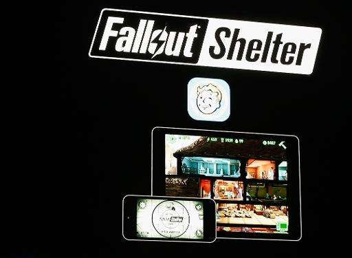 """Bethesda Softworks announced that """"Fallout Shelter"""" became the most downloaded game in 48 countries, and the most down"""
