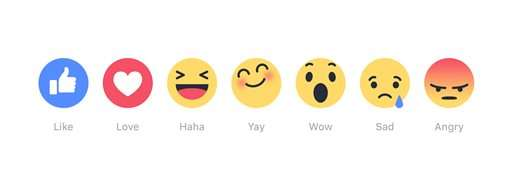 Beyond 'Like:' 5 ways you might soon emote on Facebook