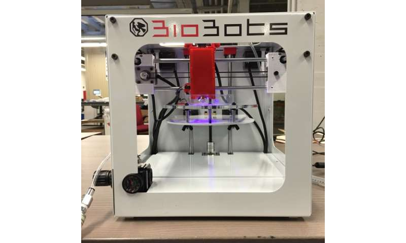 BioBots bioprinter to complement cutting-edge research