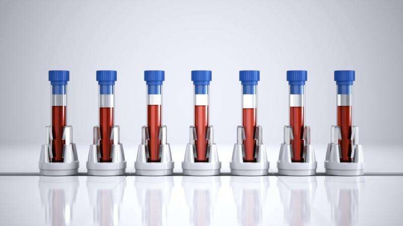 Blood and teeth samples accurately predict a criminal's age
