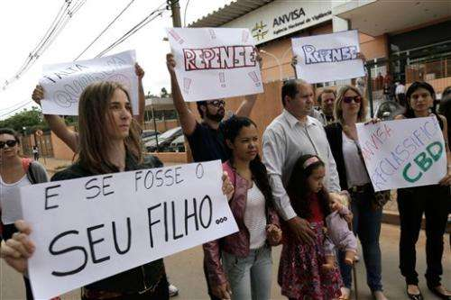 Brazil approves  marijuana derivative for medical treatment