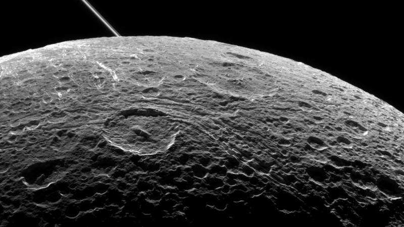Cassini to make last close flyby of Saturn moon Dione