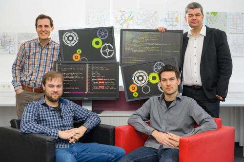 Cebit 2015: Computer scientists from Saarland University simplify parallel programming