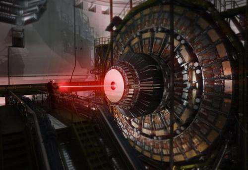 CERN researchers confirm existence of the Force