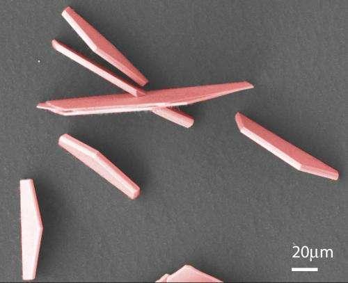 Chemists make new silicon-based nanomaterials