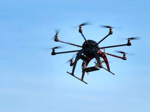 Chile introduced regulations making it the first country in Latin America to officially allow drone flights