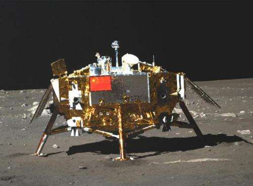 China's Yutu lunar rover finds moon geography more complex than thought