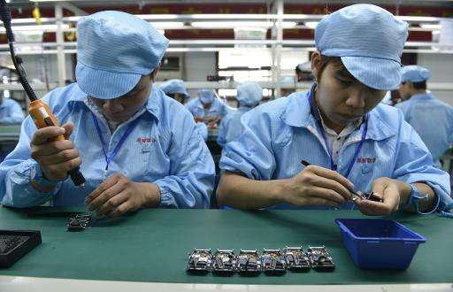 Chinese alternatives cost only about a sixth as much wholesale as Apple's smartwatch
