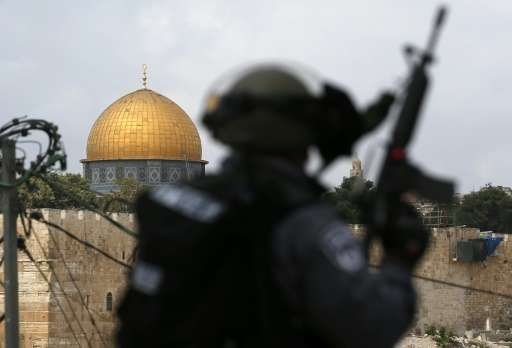 Clashes at the Al-Aqsa mosque compound in east Jerusalem have spiralled into a wave of stabbing attacks and shootings