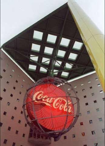 Coca-Cola has agreed to reduce its carbon footprint by 25% between now at 2020