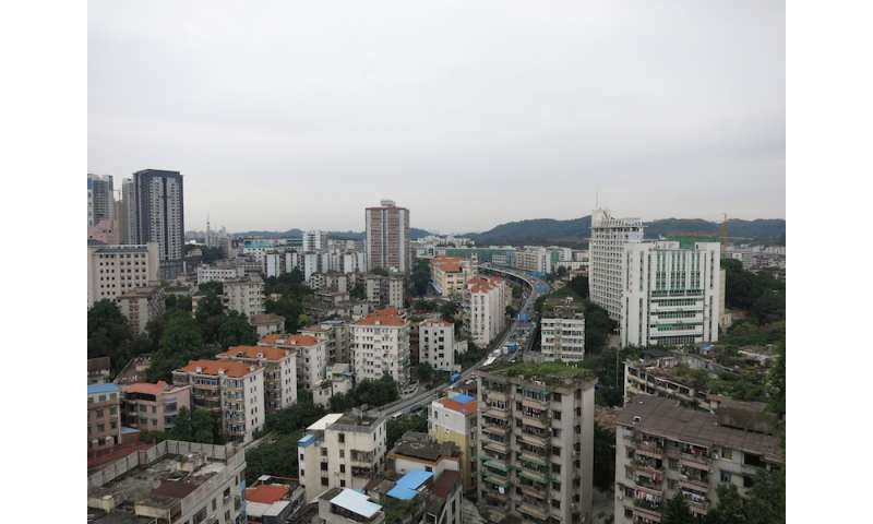 Cool roofs in China offer enhanced benefits during heat waves