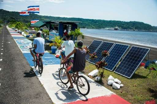 Costa Rica expects 97% of its energy generation to come from renewable sources this year
