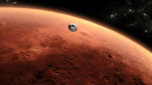 Could ionized gas do A better job of sterilizing spacecraft?