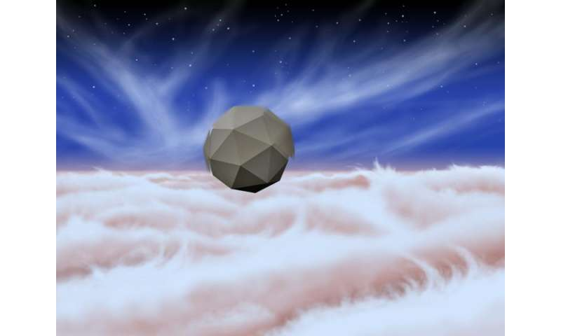 Could 'windbots' someday explore the skies of Jupiter?