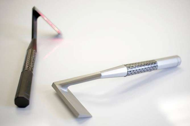 Crowdfunded 'laser razor' begs the question of what the technology can and can't do