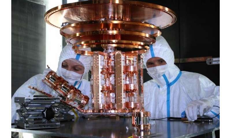 Dark matter: CRESST searches for 'lightweights'