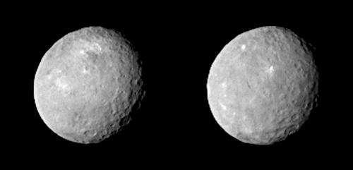 Dawn captures sharper images of Ceres