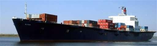 Deep ocean vehicle to seek ship wreckage off Bahamas