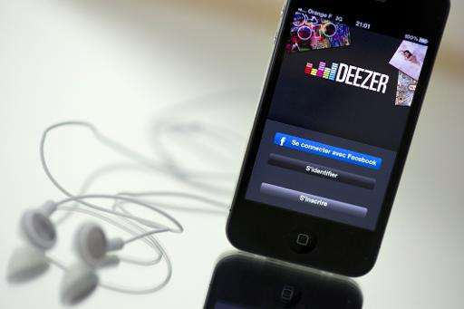 Deezer unveiled a podcast option for customers in France, Britain and Sweden, hoping to enrich its content offerings
