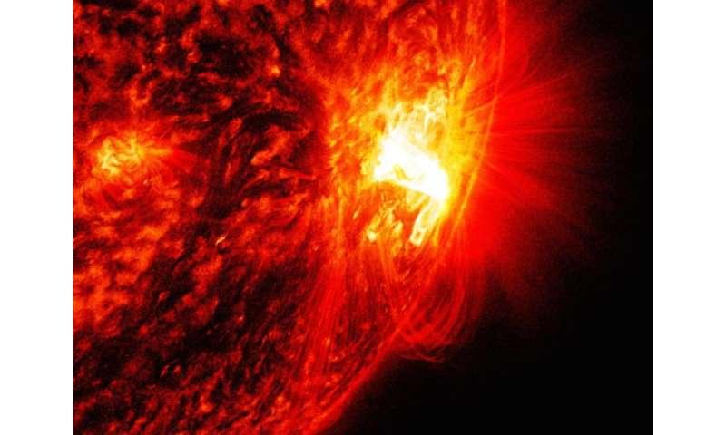 Description of mechanism that halts solar eruptions