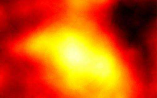 Detection of gamma rays from a newly discovered dwarf galaxy may point to dark matter