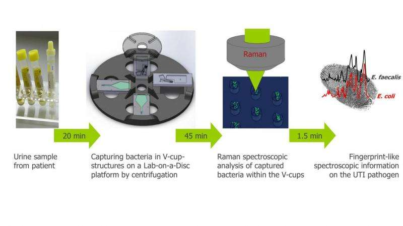 Device may detect urinary tract infections faster