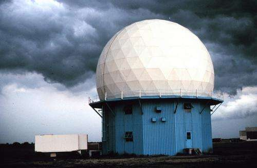 Doppler radar pitched for farmers