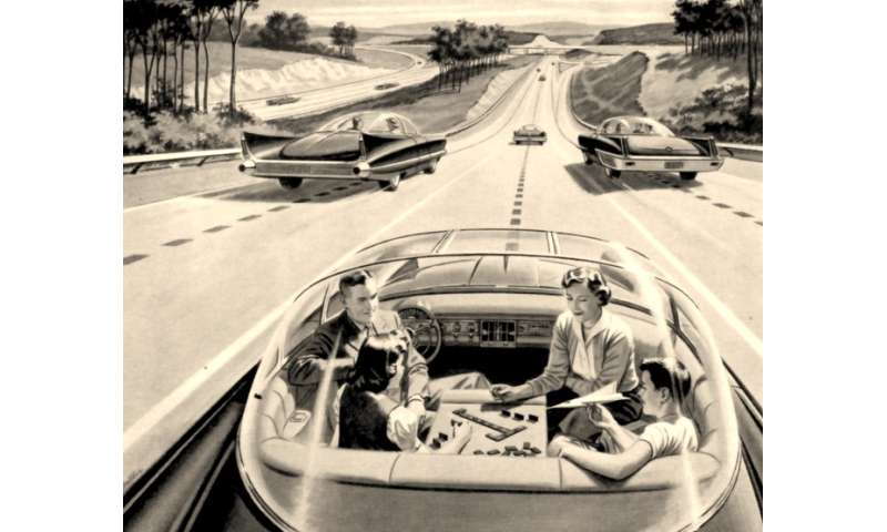 Driverless cars are a catch 22—we do none of the driving, but take all of the responsibility