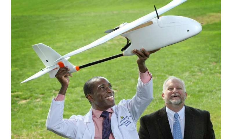 Drones for social good