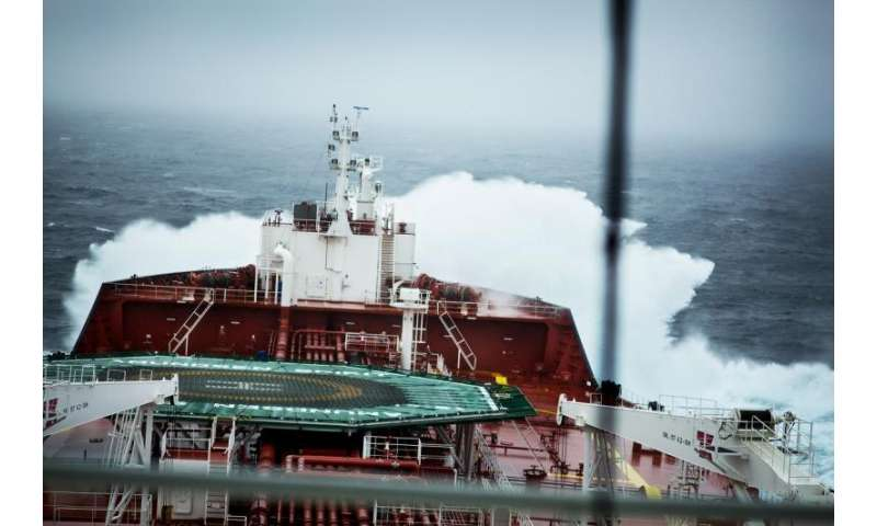 """""""Dynamic positioning"""" the most amazing Norwegian innovation you've never heard of"""
