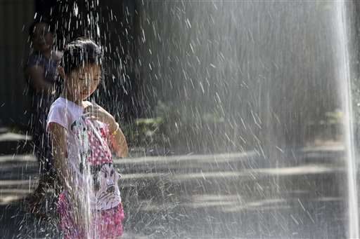Earth's record streak of record heat keeps on sizzling