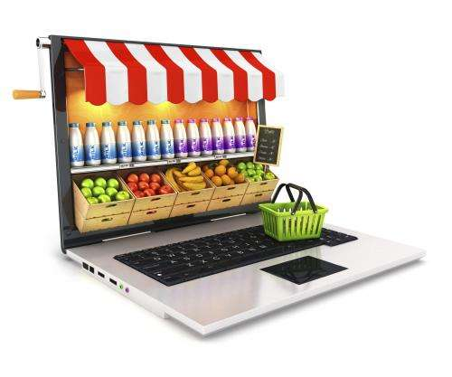E-commerce in groceries lags, but ready to take off