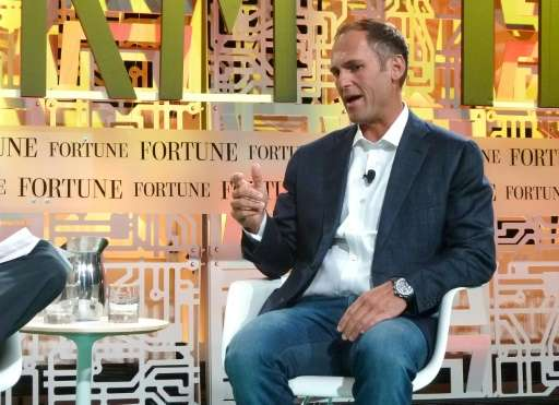Egon Durban, managing partner at private-equity firm Silver Lake Partners, speaks at the Fortune Brainstorm Tech Conference in A