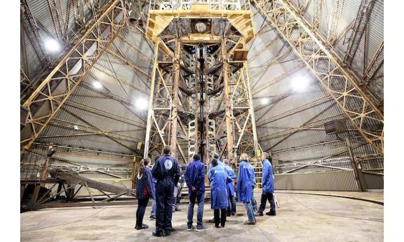 Engineers complete experiment onboard ESA sounding rocket