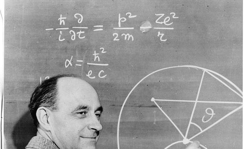 Enrico Fermi and extraterrestrial intelligence