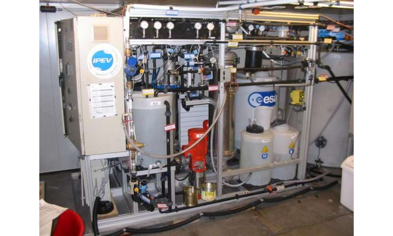ESA wastewater recovery picked as key climate technology